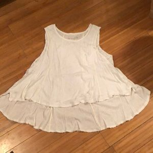 Free people top size xs